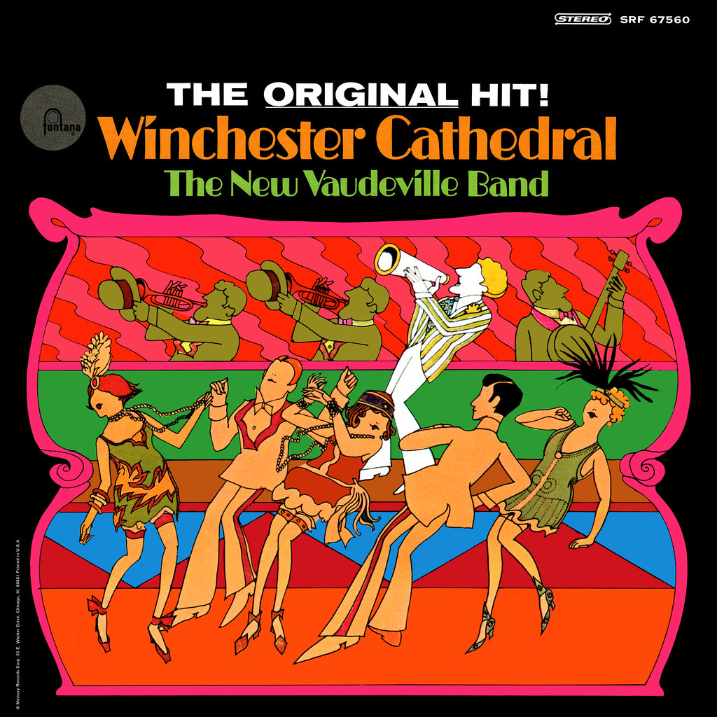 Winchester cathedral by the new vaudeville band