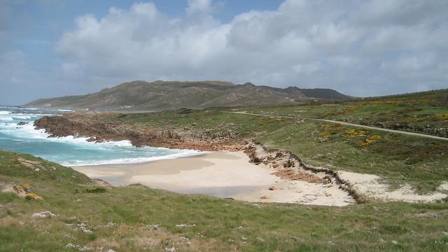 Playa Balea en Camariñas