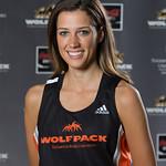 Dina Mueller, WolfPack Cross Country Running
