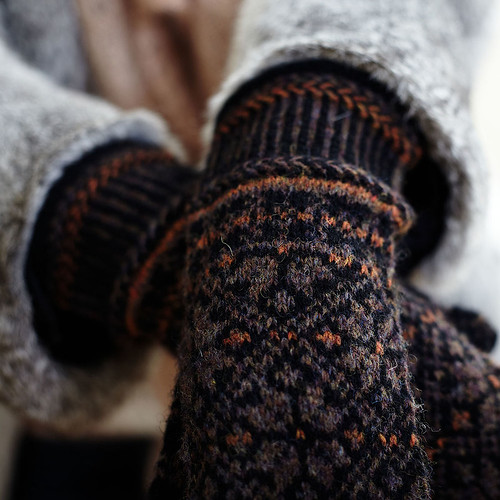Mittens | by Hedgehog Fibres