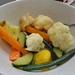 The Duke: Steamed vegetables (half serving)