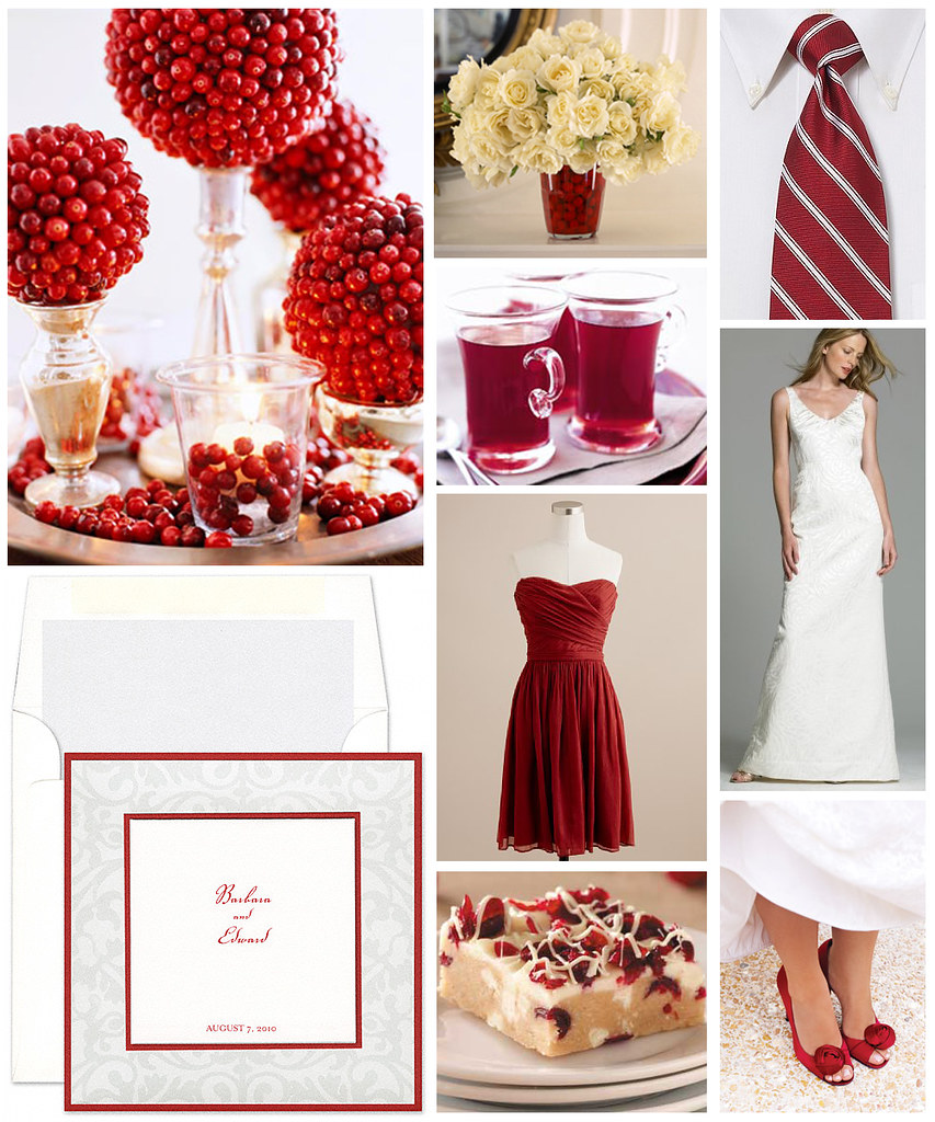 Flax pond cranberry wedding