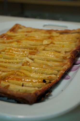 Rustic Apple Tart | by eustella