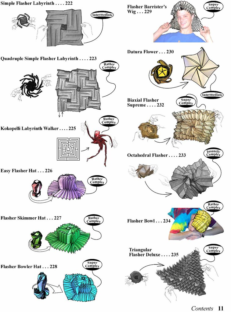 origami ooh la la pdf 28 images origami ooh la la by