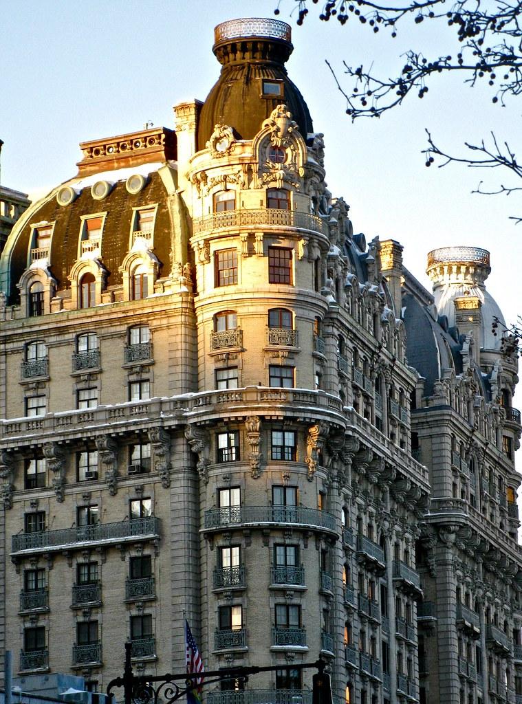 Ansonia Hotel New York