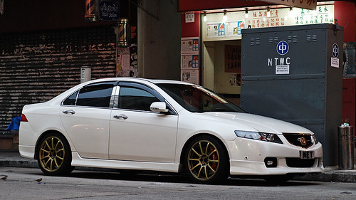 Honda Accord Euro R Net Flickr Photo Sharing