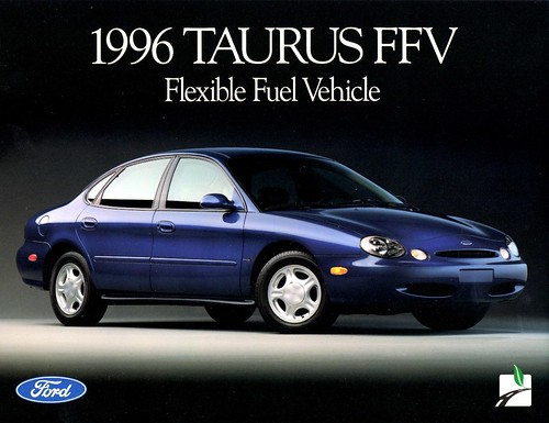 1996 Ford Taurus FFV Flexible Fuel Vehicle | by aldenjewell