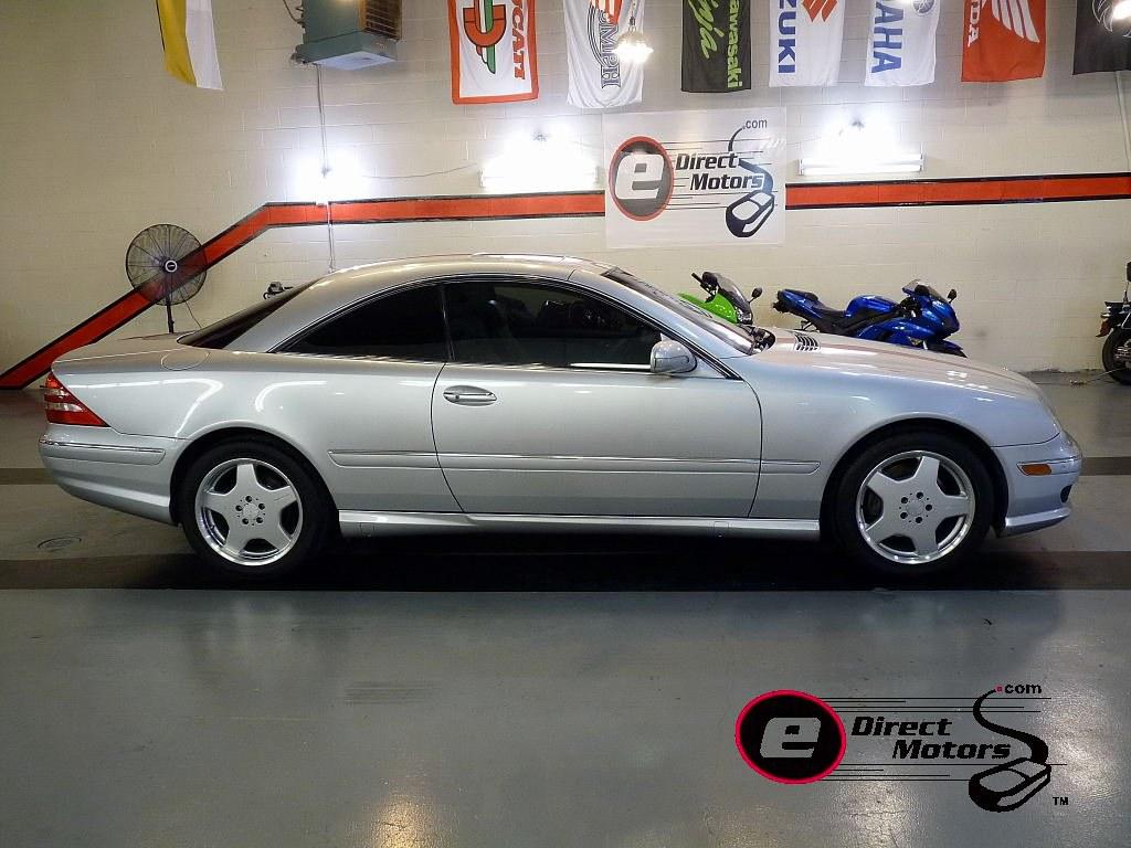 2002 mercedes benz cl500 sport super nice very rare for 2002 mercedes benz cl500