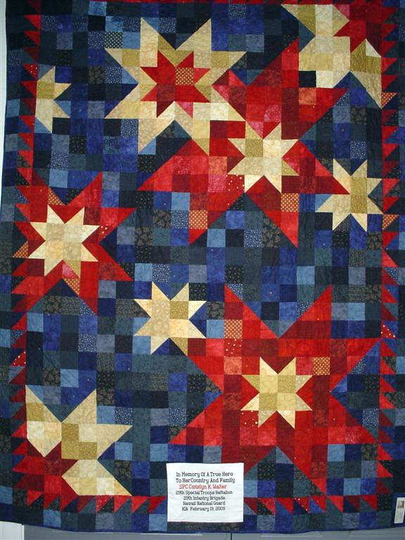 Walter Cwislyn K Quilt 1 Freedom Quilts Flickr