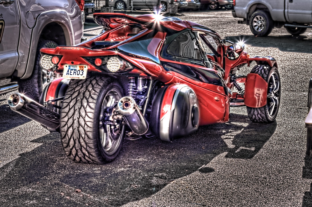 Campagna T Rex With Aero 3s Body Kit Order A Print Of