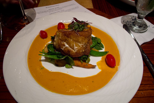 Maize-crusted Wreckfish
