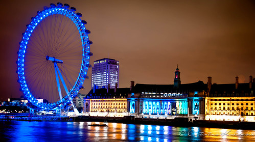 London Eye  Take 2 | by Constantinos Kouloumbris