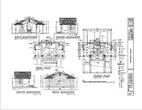 Cabana Plans Free Shed Plan Project
