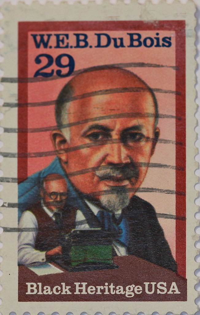 WEB Du Bois  Beliefs NAACP amp Impact on Society