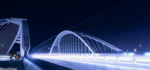 Pont calatrava bac de roda flickr photo sharing for Gimnasio bac de roda