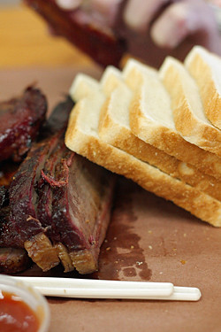 brisket and bread | by David Lebovitz