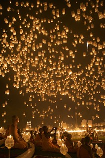 Floating Lantern 2 | by F Jo