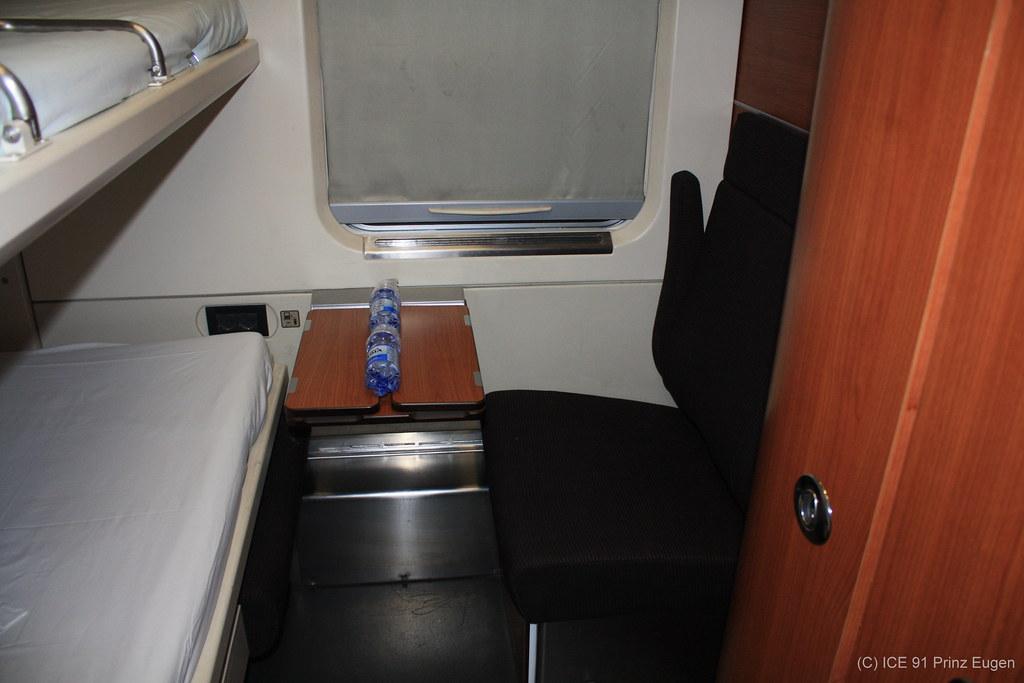 "Trenitalia WLABm T3S ""Treno Notte Class""  Compartimento Eco…  Flickr"