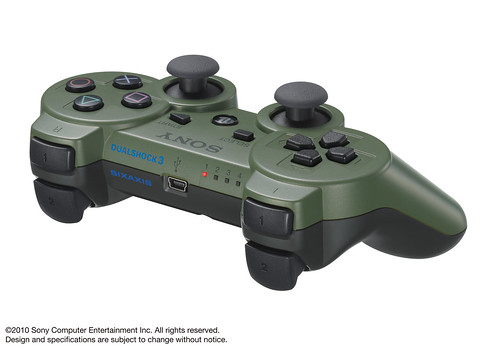 Jungle Green DS3 controller | by PlayStation.Blog