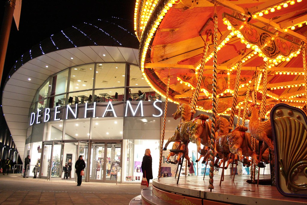 Late Night Shopping Leamington Spa