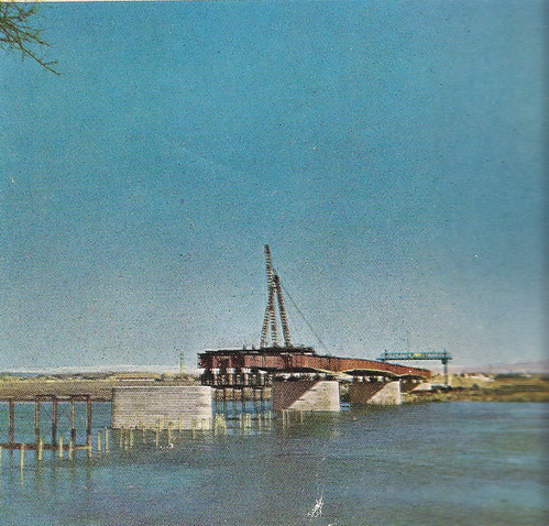 Mousel Bridge 1957