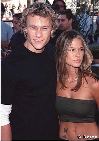 heath ledger dating It's been a decade since heath ledger died of an accidental drug overdose on january 22, 2008 today, the actor, who passed away at age 28, is being.