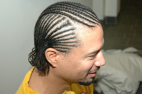 Cornrows For Men