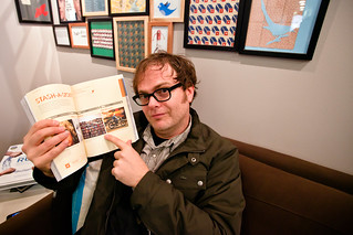 Visitor: Rainn Wilson (Archive) | by @Twitter