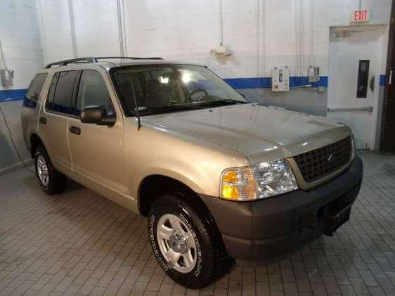 2003 ford explorer xls new york 1k miles lower then averag. Cars Review. Best American Auto & Cars Review