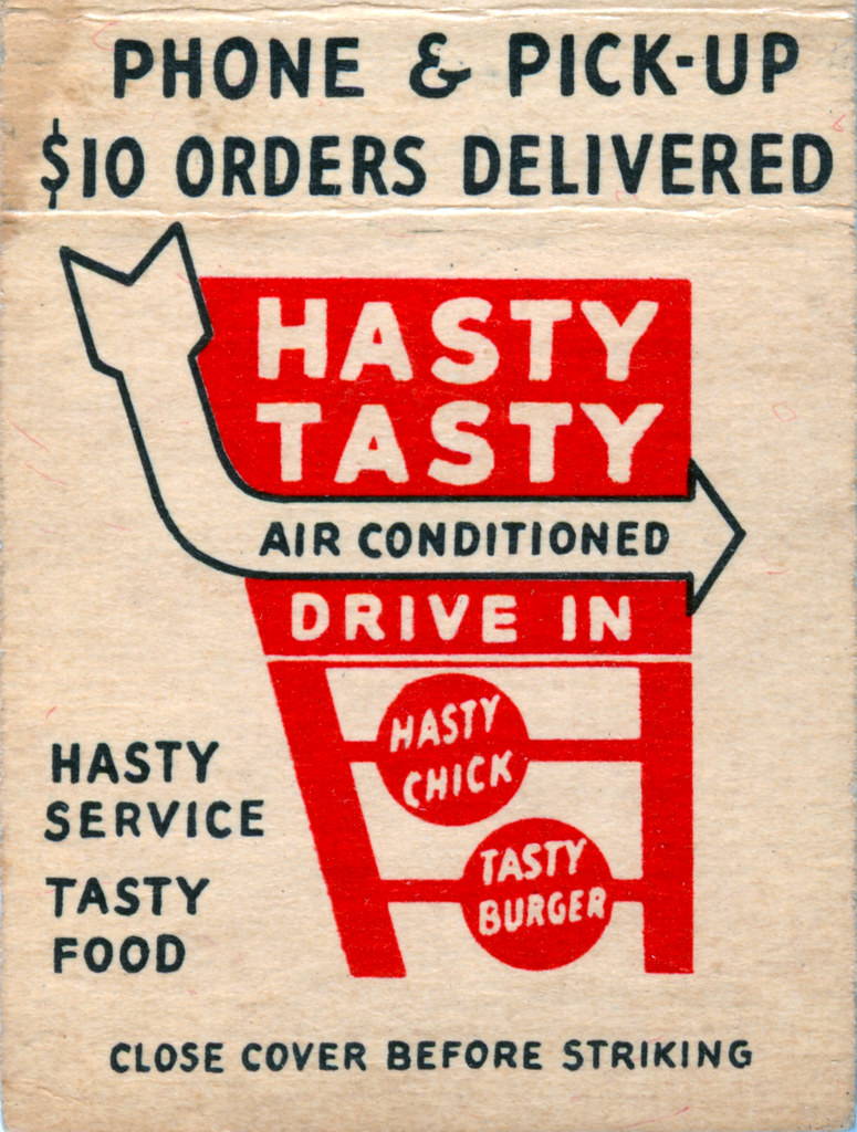 Hasty Tasty Food Service