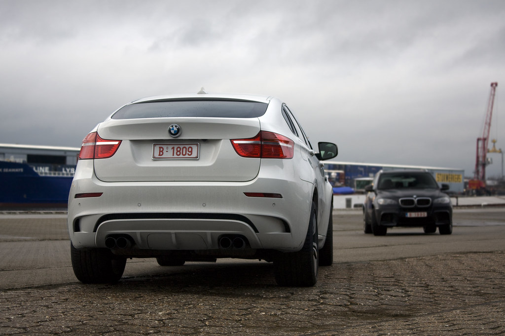 Bmw X6 M Vs X5 M Photoshoot More On Www Fredericlouis Be