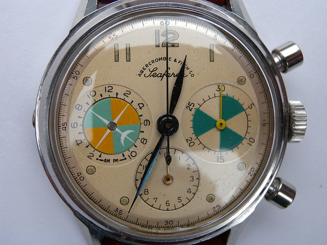 Seafarer Chronograph | Flickr - Photo Sharing!