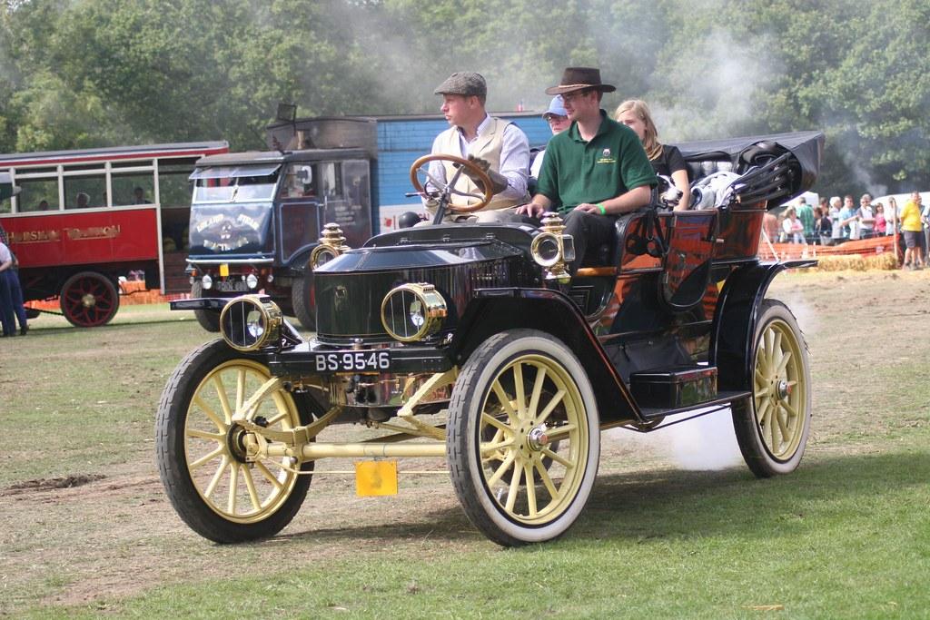 Stanley Steamer Car >> Stanley steam car 1910. | Stanley steam car c1910 bs9546. Pe… | Flickr