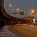 Winter City Lights