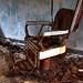 Hair Chair of Yore