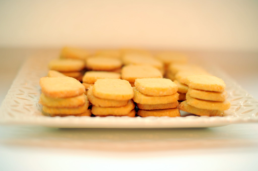 lemon butter cookies | Lemon Butter Cookies on www ...