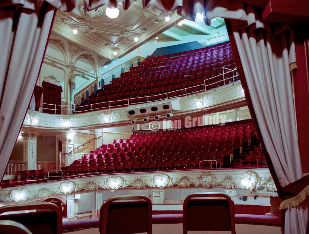93 Glasgow Pavilion 5 Glasgow Pavilion Theatre Seating