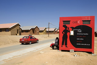 A housing development being constructed just north of Johannesburg | by World Bank Photo Collection