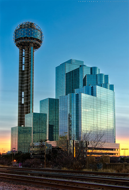 Reunion tower dallas tx flickr photo sharing - Garden state healthcare associates ...