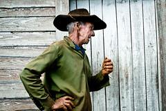 The tobacco farmer.