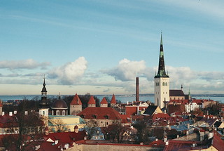 Tallinn Old Town | by CLARITY;