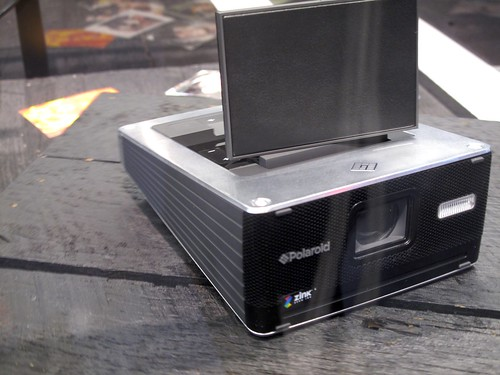 Polaroid's GL30 Instant Digital Camera | by International CES
