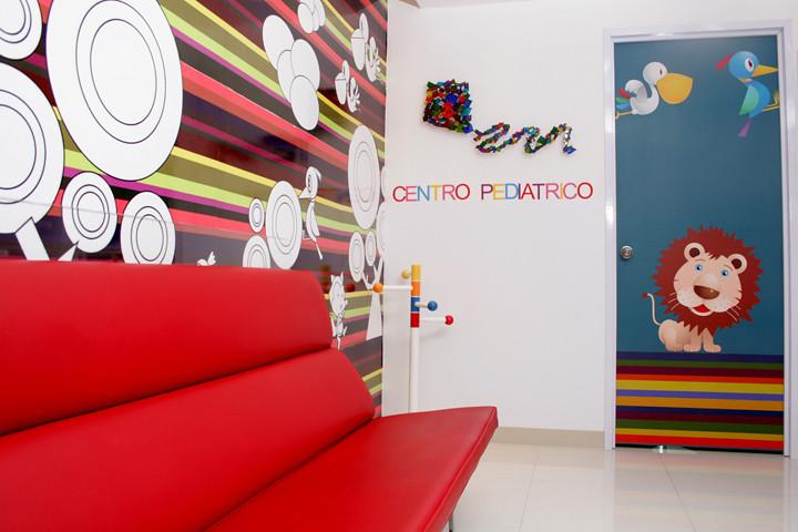 Recepcion Consultorio Pediatrico Puerta De Hierro Centro