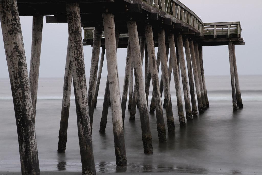Fishing pier at 14th street in ocean city new jersey flickr for Ocean city nj fishing report