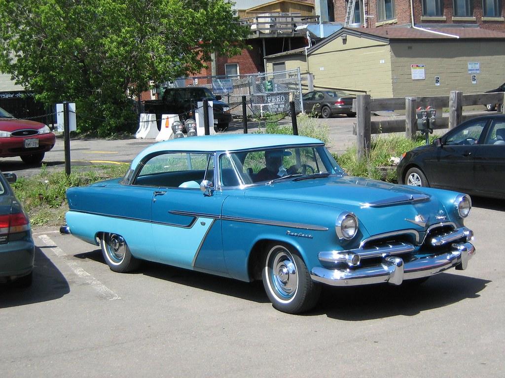 1955 Dodge Regent 2-door hardtop | This is one of the ...