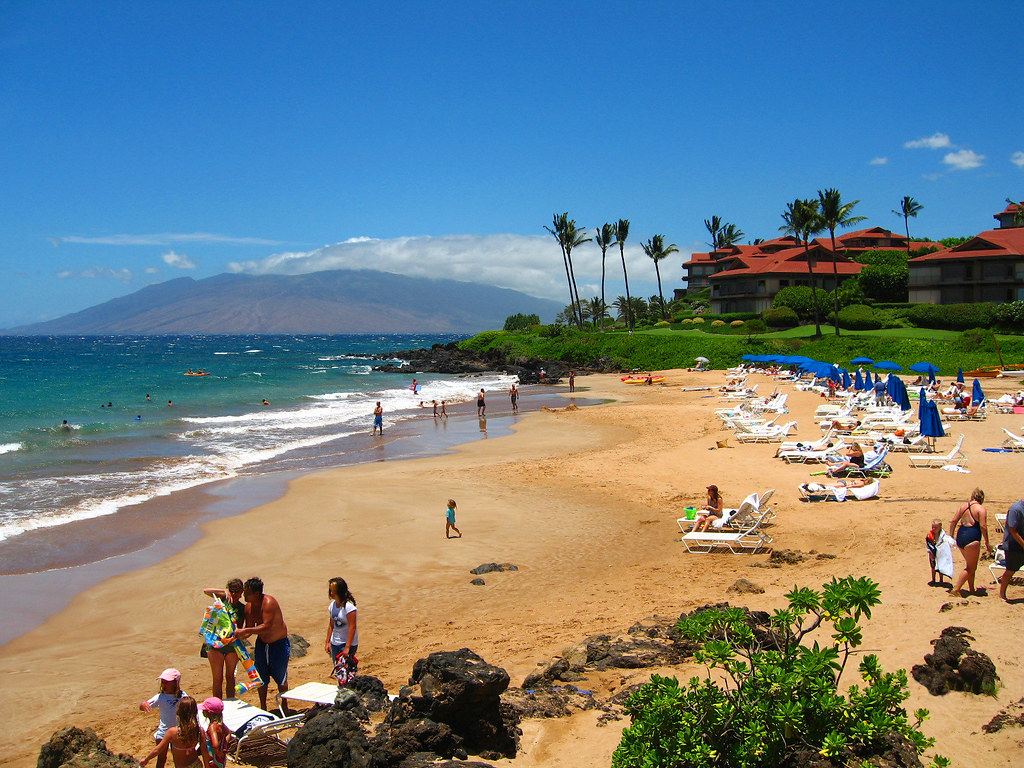 Polo Beach, Maui, Hawaii