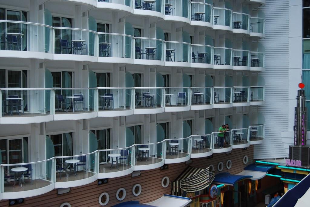 Allure of the seas boardwalk balcony atlassb flickr - The allure of the modular home ...
