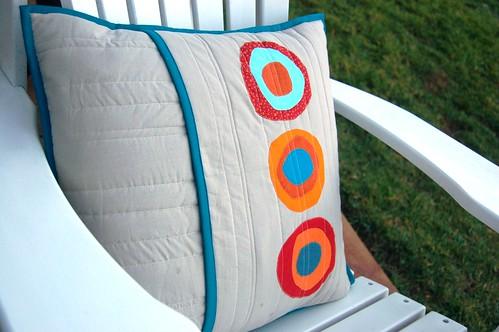 Pillow Back | by Katies Modern Nest