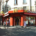 McDonald's Paris Porte de Clignancourt (France)