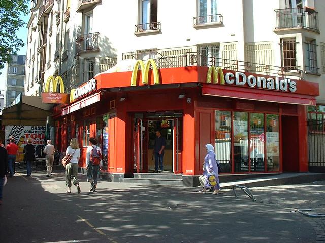 Mcdonald 39 s paris porte de clignancourt france flickr - Restaurant africain porte de clignancourt ...